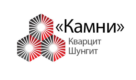 Логотип компании ООО «Камни»