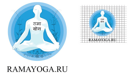 Логотип ramayoga