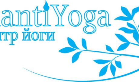 Редизайн логотипа ShantiYoga