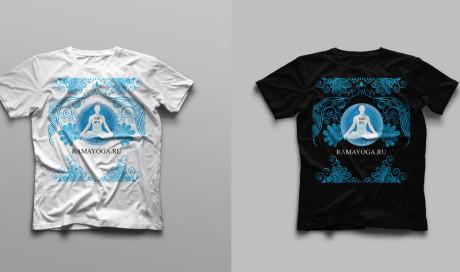 Дизайн фирменных футболок